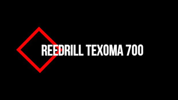 Texoma 700 Drill Machine