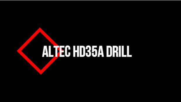 Altec HD35A