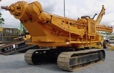 Drill Machine Texoma 900