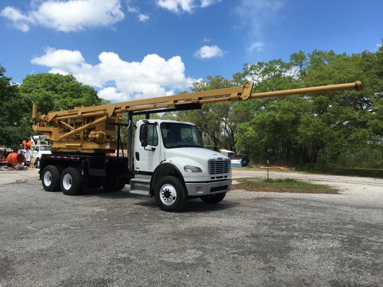 Reedrill Texoma 600 Drill Truck
