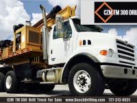Pressure Digger CZM TM300 For Sale