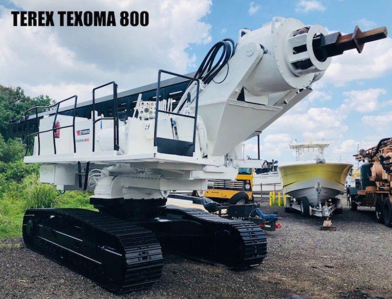 Terex Texoma 800