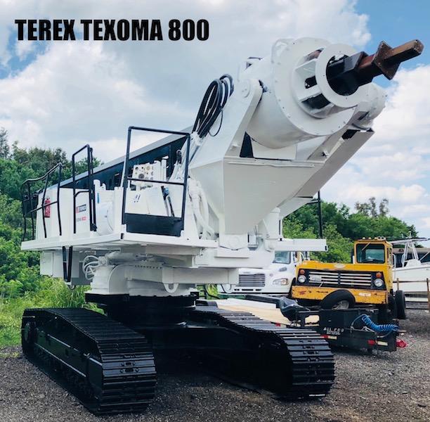 Terex Texoma 800 Digger