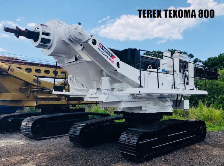 Terex Texoma 800 Drill
