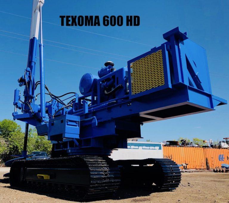 TEXOMA 600 HD